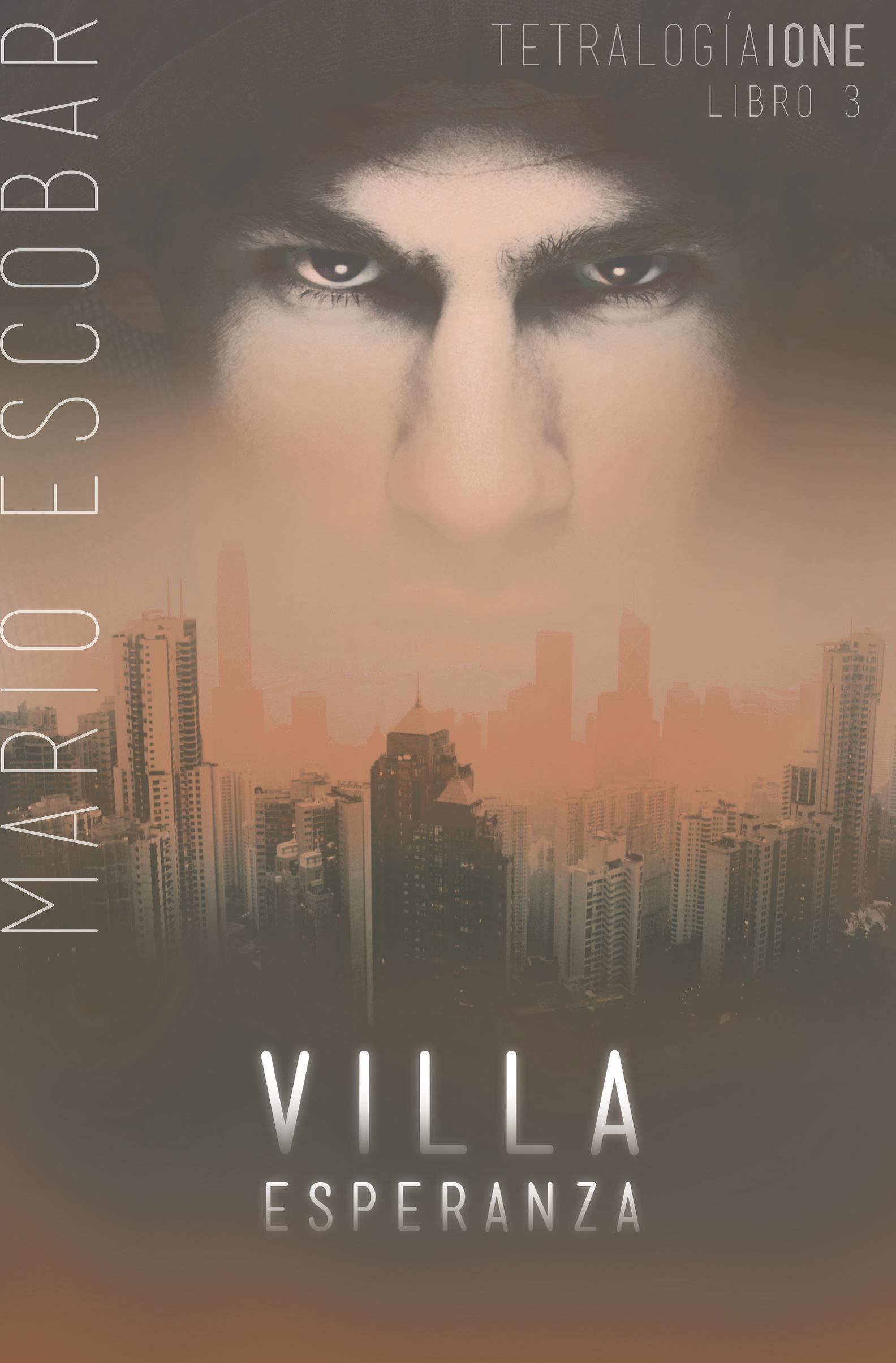 Portada libro Villa Esperanza