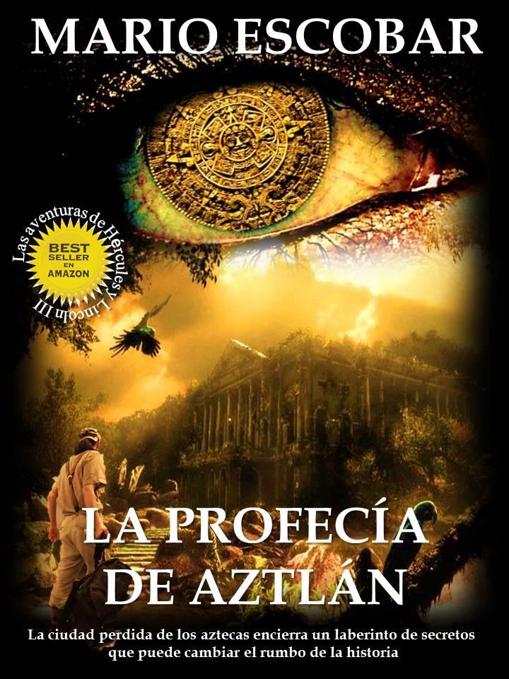 Saga Hércules 3 Aztlaán Buena