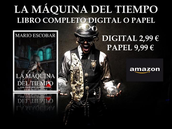 Máquina del tiempo papel y digital .001